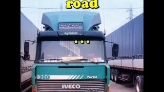 Iveco on the road