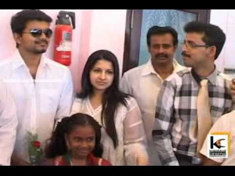 Vijay & Prabhu Launched Appa Family Restaurant