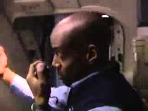 Southwest Airlines flight attendant rap