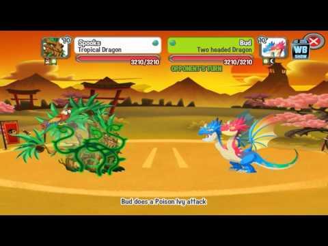 Dragon City Japanese Island  Jade Dragon Weakness