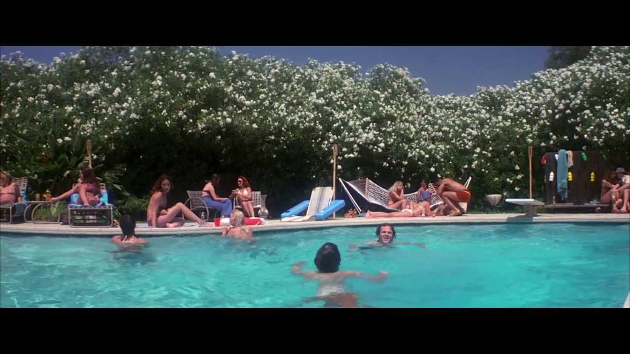 Boogie Nights Pool Scene Youtube