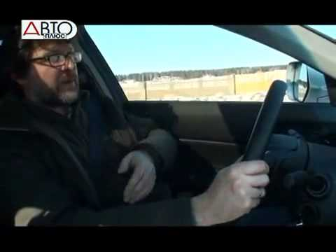 Тест-драйв Honda Crosstour 3.5 i-VTEC