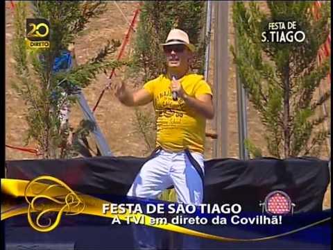 Vira Milho - Treme treme o bum bum (Festa de São Tiago - Covilhã)