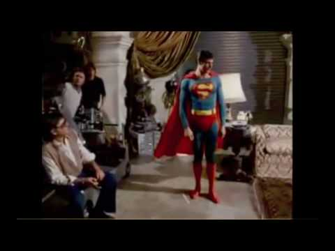 The Making Of Superman The Movie 1978 (Part 1)