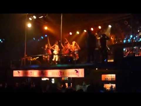 Las Bailarinas De Pasion En Vivo En Metropolis