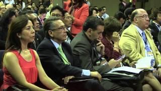 Participa Ramón Guerrero en la inauguración del Foro Parlamentario Asia-Pacífico