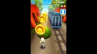 Subway Surfers - Bump 2 Bushes