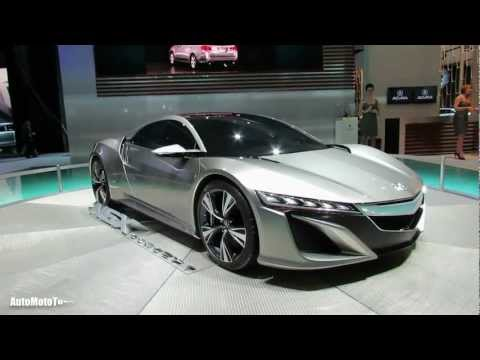 Highlights from 2012 New York International Auto Show  - Part 1 - Concept Cars