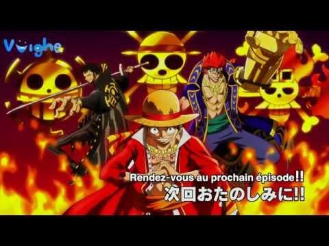One Piece (Đảo Hải Tặc) 659 Preview - Vua Hải Tặc 659