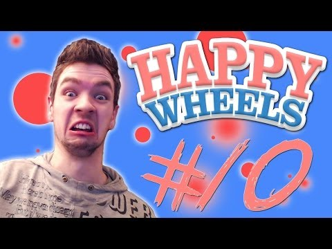 Happy Wheels - Part 10 | BEST LEVELS EVER | HEAR ME RAPPING!