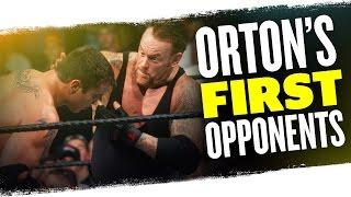 Primeros 5 oponentes de Randy Orton en WWE