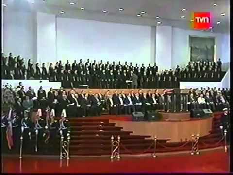 Coro Polifónico - Salmo 96 (Tedeum Evangélico 2012 Jotabeche 40)