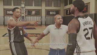 NBA 2K14 PS4 My Career Mr. Splash Man!