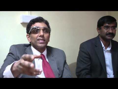 26 of 29   LifeLine Hospitals   Surgery using Google Glass   Press briefing