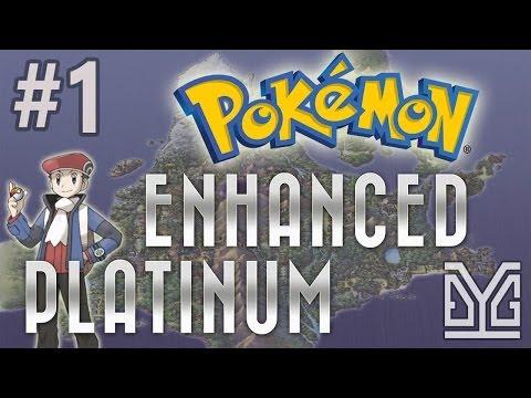 Pokémon Enhanced Platinum Nuzlocke #1: Âm thịnh
