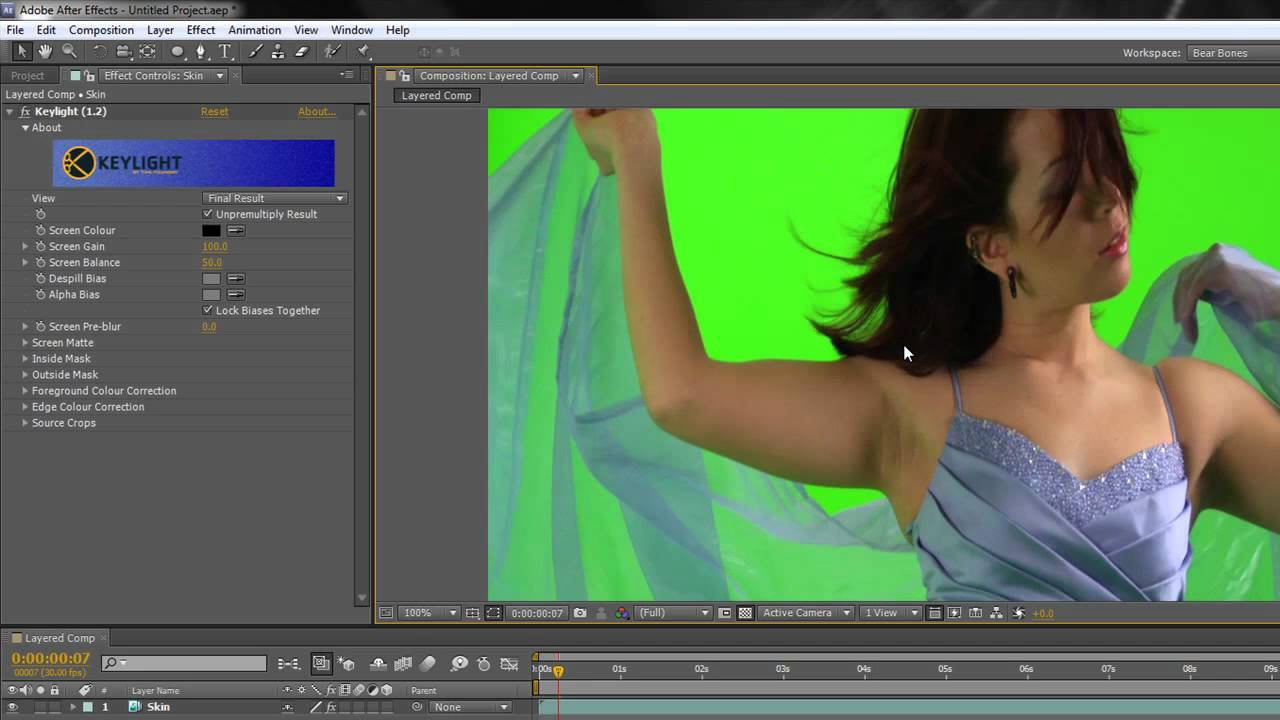 Compositing With Multichannel EXR in After Effects ...