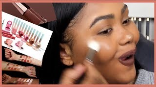 2 VIDEOS IN 1 DAY SIS?? new makeup and complaining about tacos | KennieJD