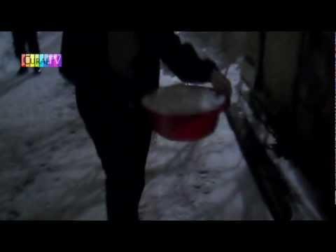 PMAN. Topesc zăpada pentru apă