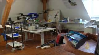 بالفيديو: طائرة ورقية مسيرة للتصوير الاحترافي | قنوات أخرى