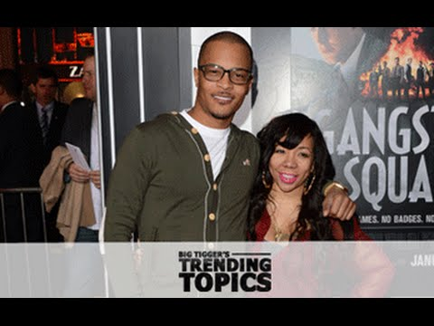T.I. Delivers 'No Mediocre' Birthday Celebration For Tiny - Trending Topics