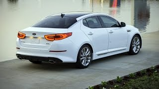 2014 Kia Optima SX Limited Start Up And Review 2.0 L Turbo