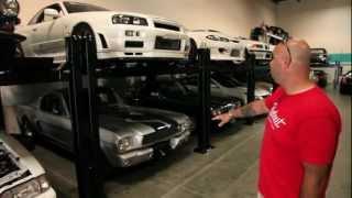 Paul Walker autógyűjteménye
