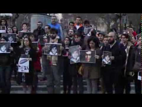 Berkin Elvan Commemoration in NYC