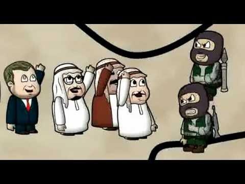 Phim Hoạt Hình Nói Về Chiến Tranh Trung Đông