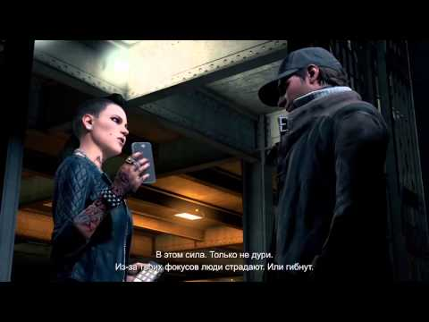 """Watch_Dogs: Gameplay Series Part 1 - """"Hacking is Your Weapon"""" [RU]"""