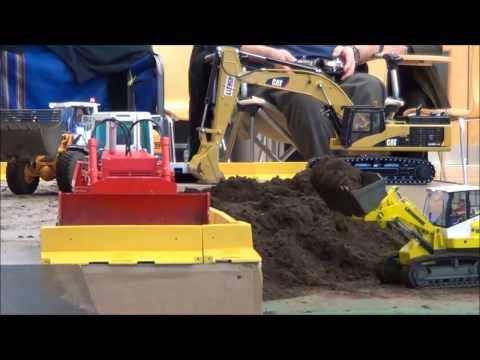 RC Construction @ Leyland. RC Wheel loader. RC Trucks. RC Excavator. RC Hydraulics