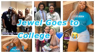 SPELMAN NSO, MOVE IN DAY, OLIVE BRANCH, AND MORE!! | JewelTopia