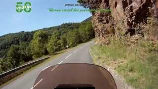 Roadbook moto Hérault : Les Monts de Lacaune