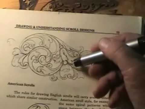 Relief Wood Carving Patterns