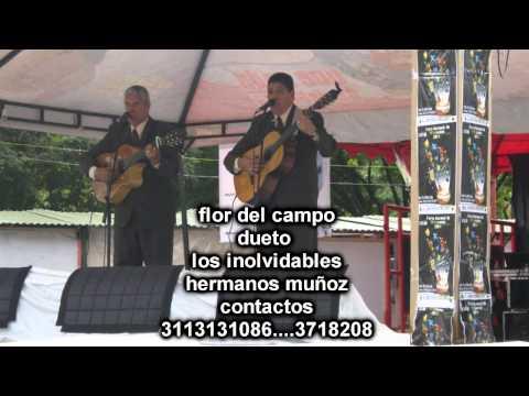 FLOR DEL CAMPO:DUETO LOS INOLVIDABLES