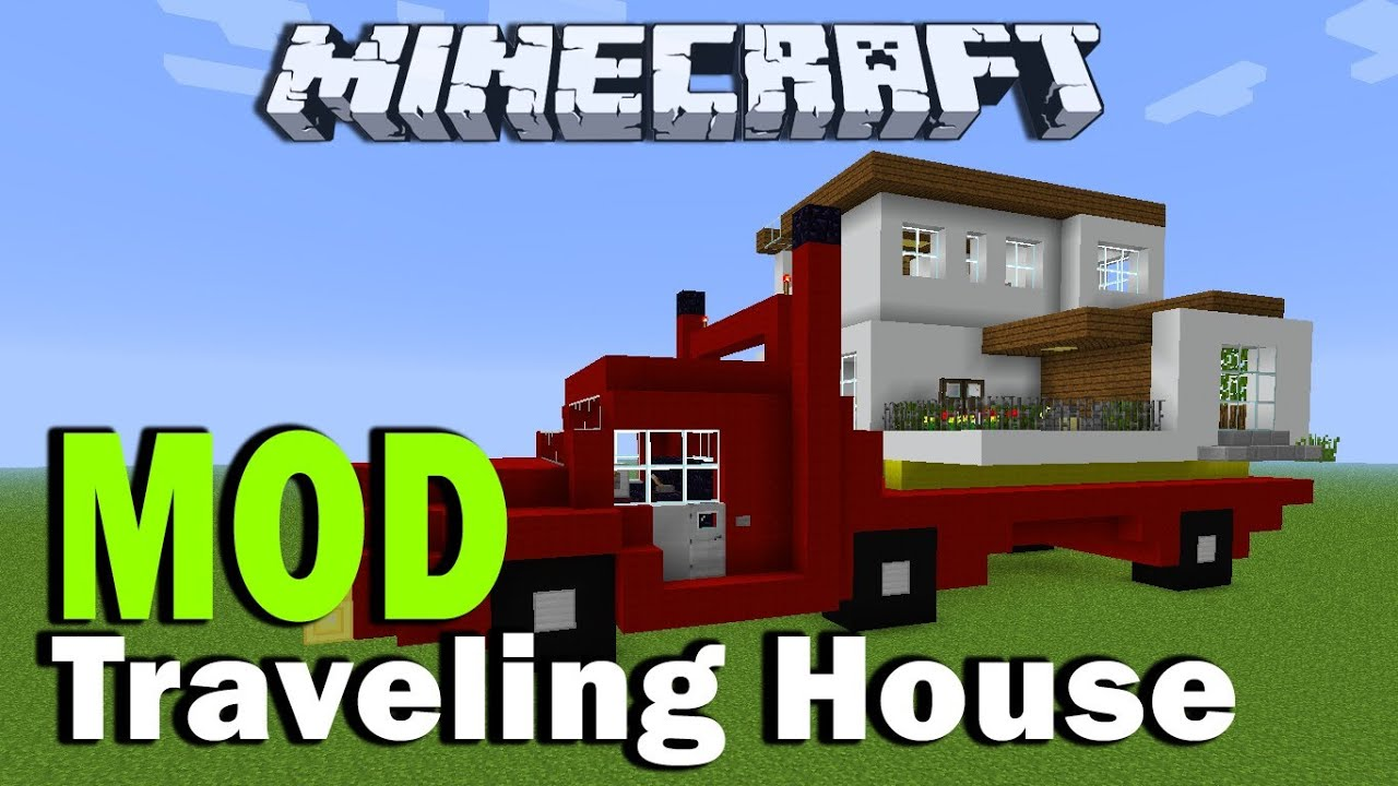 Insta House Mod For Minecraft 1.4.7