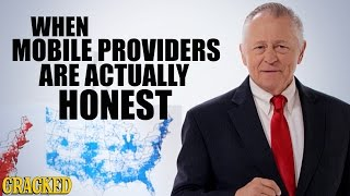 If Cell Phone Commercials Were Honest