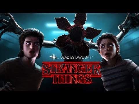 💥STRANGER THINGS💥 (Dead by Daylight, Stranger Things Chapter)