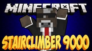 Minecraft STAIRCLIMBER 9000 Minigame