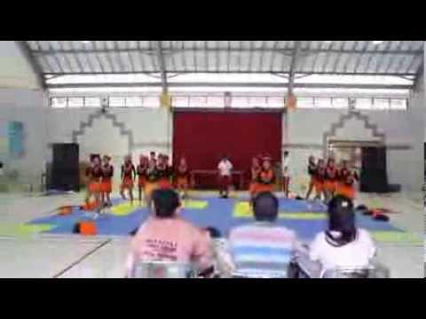 SMPN 161 JAKARTA - TIGERS CHEERLEADING JUNIOR