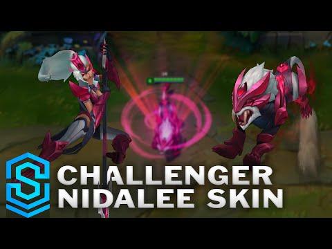 French Maid Nidalee Skin Spotlight - 29.2KB