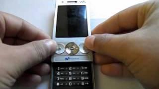 Liberar Sony Ericsson W705 De Movistar Con LiberaFacil.com