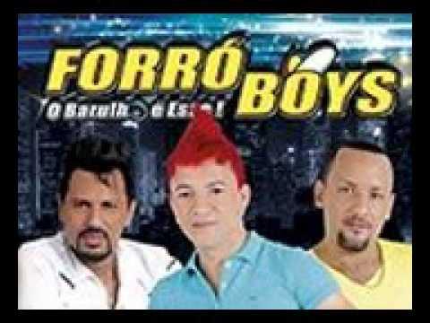 FORRÓ BOYS VOL 4-CORAÇÃO ACELERADO