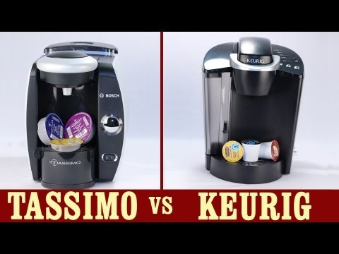 Keurig vs tassimo youtube - Tassimo vs dolce gusto ...