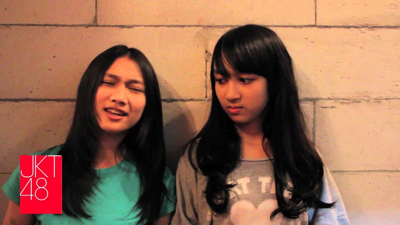 Melodi dan Ayana JKT48 bikin greget di youtube. wownya yah.. :)