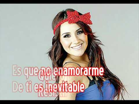 Dulce Maria - Inevitable Lyrics/Letra