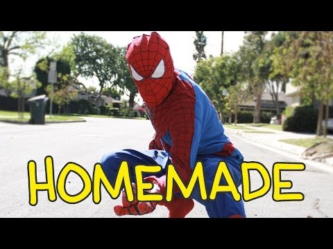 The Amazing Spider-Man 2 Trailer - Homemade Shot for Shot