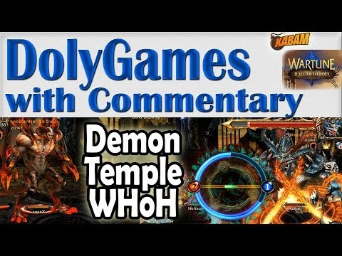 ➜ Wartune HoH Gameplay Demon Temple (Level 65-70) with NoName, Cragon, Rellik