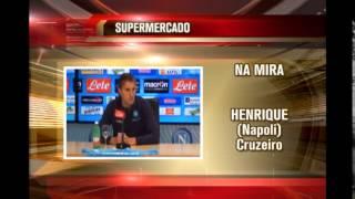 Supermercado da bola: Willians e Henrique na mira do Cruzeiro