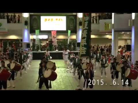 エイサーナイト2015/6/14(土)@コザミュージックタウン音広場1F