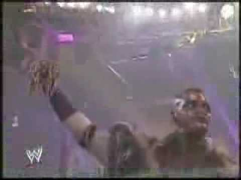 WWE Wrestlemania 22 : Boogeyman Kisses Sharmell